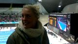 Jeanette får olympiske kuldegysninger ved første kig på OL-bassinet