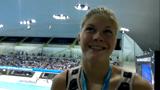 Lotte fortæller om sine for-OL dage i London, og at det blev til en hel del træning