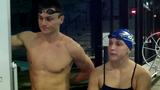 Line, Ronni og Mai fortæller om træning, indendørs