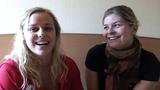 Pernille og Lotte fortæller om Nice