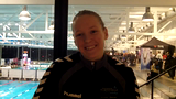 Amalie Østrup tager det danske juniormesterskab i 1500 fri