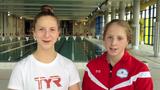 EJM-svømmerne viser rundt i Font-Romeu