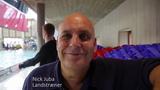 Landstræner, Nick Juba, om de første dage af DM-Kortbane