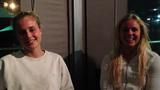 Sara og Pernille fortæller om den første uge i Sydafrika